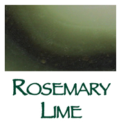Our Rosemary Lime soap